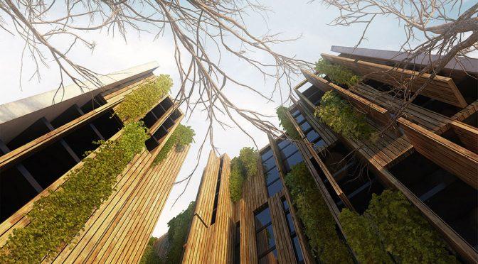 Shar Residential Complex / Nextoffice