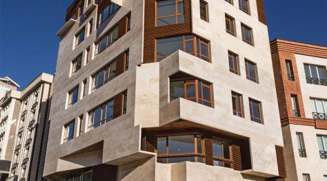 Sarvin Group Building / Peyman Meydani, Behzad Ayati, Mani Saham