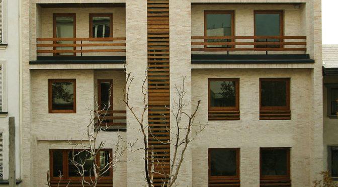 مجتمع آپارتمانی گنج دانش / دفتر معماری کالکتیو ترین