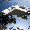 ساختمانی در پَخ / دفتر معماری آینه