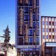 ساختمان اداری آصف / دفتر معماری بوژگان