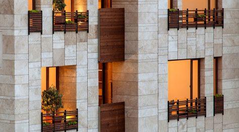 Baranoosh Residential Building / Boozhgan Studio