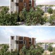 آپارتمان شماره ۱ محلات / دفتر معماری کالکتیو ترین