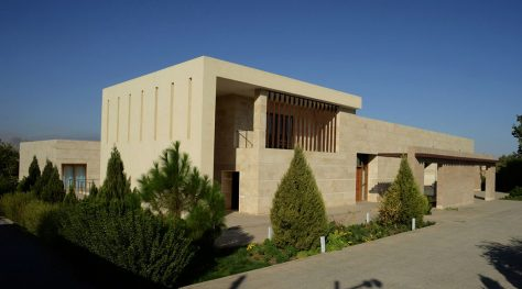 Yazd Garden House / Kelyas Kavir Architectural Group