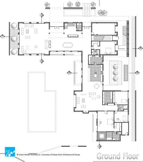 خانهباغ یزد / گروه معماری کلیاس کویر