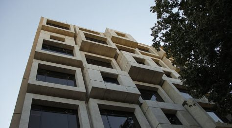 Neshan Office Building / Abar Consulting Engineers
