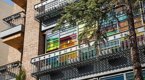 Mehr Residential Building / Pargar Architecture & Design Studio