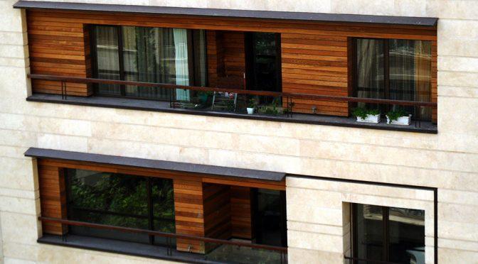 ساختمان مسکونی کامرانیه / دفتر معماری لاین