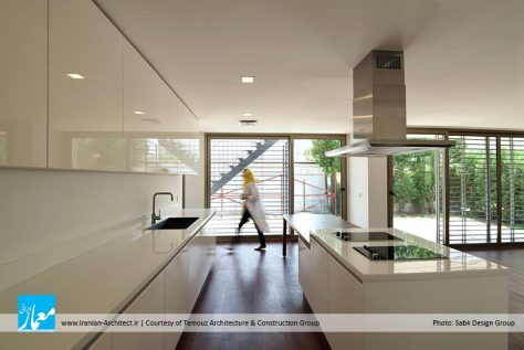 خانه BA2 / گروه معماری و ساخت تموز