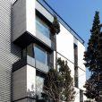 ساختمان ادارى گاندى / دفتر معماری لاین