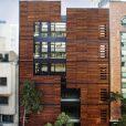ساختمان ادارى شاهین / دفتر معماری لاین