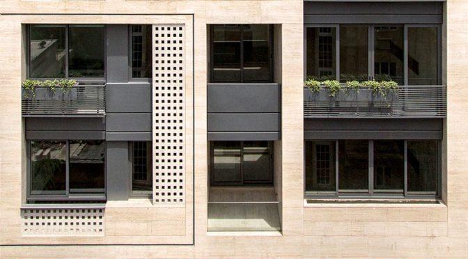 Khazar Residential Building / Behrad Tondravi