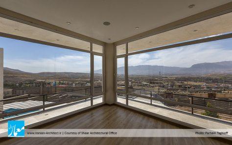 ویلای شماره دو / دفتر معماری شار