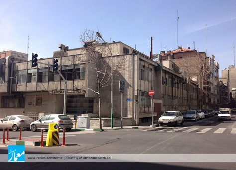 ساختمان مرکزی لایف برد پارسه / شرکت لایف برد سازه
