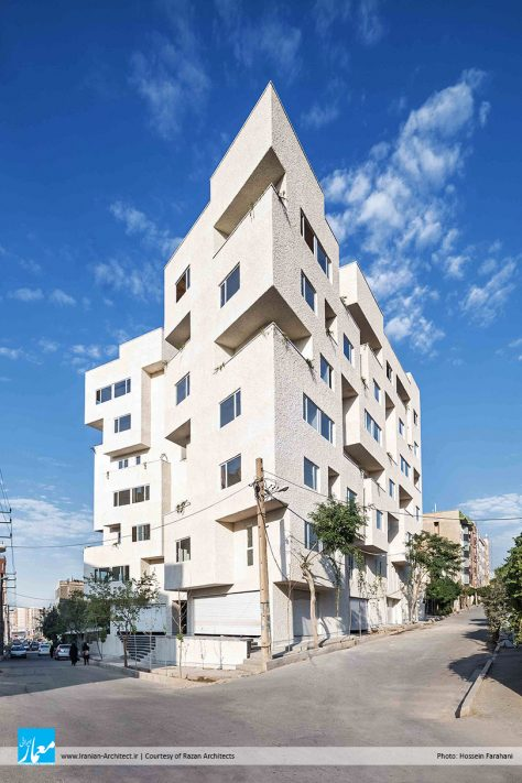 Ham-Sayeh Apartment / Razan Architects