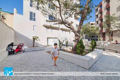 همسایه / دفتر معماری رازان