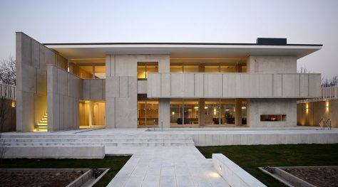 Villa No. 39 / Padir Consulting Engineers
