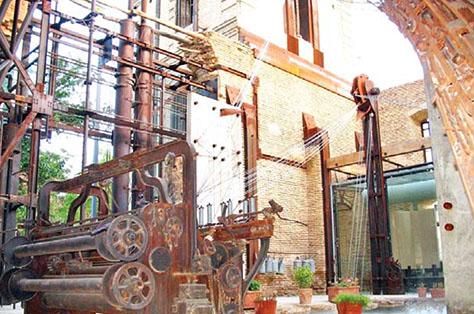 موزه تار و پود (نساجی) شیراز / مهرداد ایروانیان