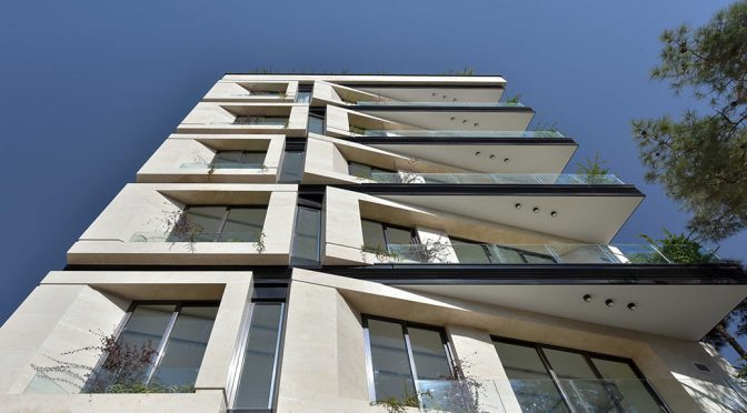 Kian Residential Building / Barad Architects Group