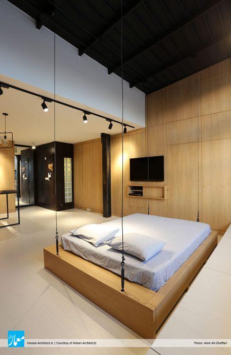 خانه ۴۵ متری / دفتر معماری اشعری و همکاران