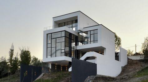 Rudsar Villa / A1 Architecture
