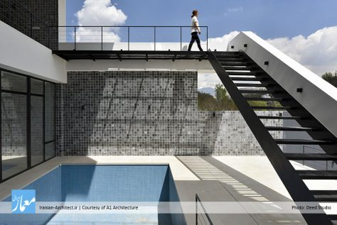 ویلای رودسار / دفتر معماری ایوان