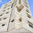 ساختمان مسکونی آوینی / دفتر معماری هرم