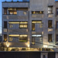 ساختمان مسکونی روزن اصفهان / دفتر معماری چارچوب