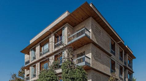 Barit Residential Building / Pargar Architecture & Design Studio