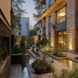 ساختمان مسکونی باریت / دفتر طرح و معماری پرگار