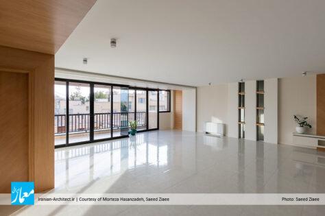 ساختمان مسکونی شماره ٢٧ / مرتضی حسنزاده، سعید ضیایی