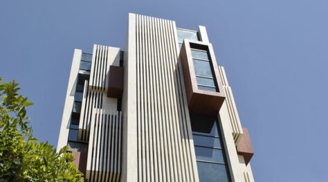 Eden Residential Building / Afshin Khosravian