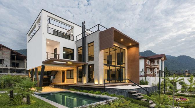 Tooska Villa / Mohammad Reza Kohzadi