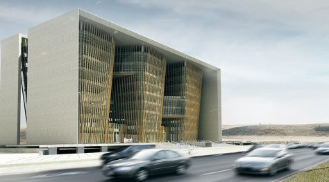 Chabahar Free Zone Organization Headquarters / Razan Architects