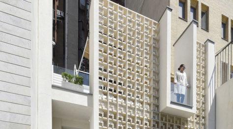 Jee Gallery / Alborz Nazari, Amin Hosseini Rad