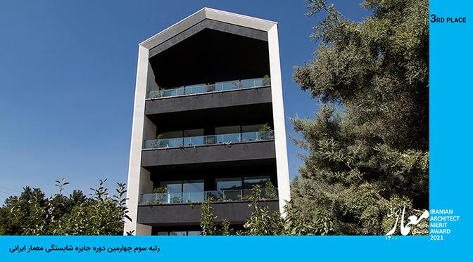 106 Residential Building / Hypertext Architecture Studio + Pragmatica Design Studio