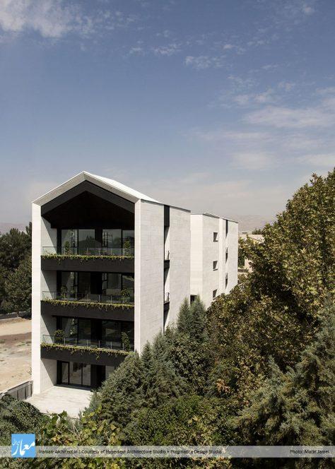 ساختمان مسکونی 106 مهرشهر / استودیو معماری فرامتن + استودیو طراحی معماری پراگماتیکا