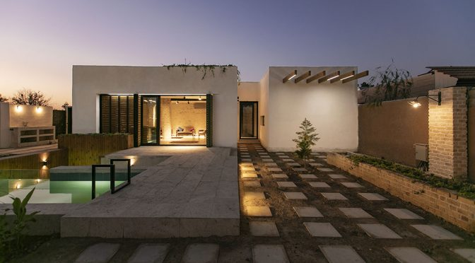 White Villa / Pedram Ezadi Boroujeni