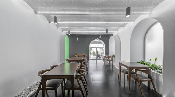 Character Cafe & Gallery / OJAN Design Studio