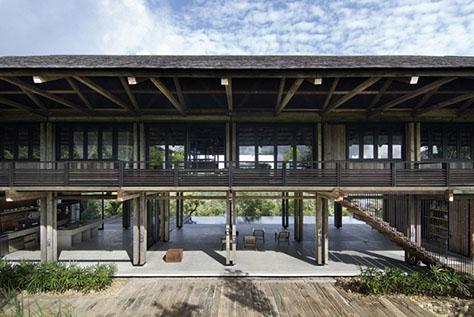 House; Telegraph Pole / WHBC Architects (Malaysia)