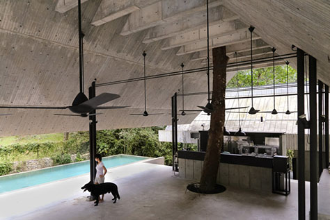 Shed; Durian / WHBC Architects (Malaysia)