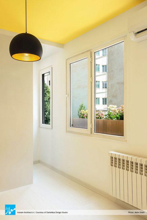 خانه سفید نانسی / دفتر طراحی درک فضا