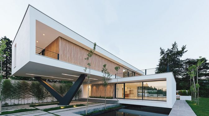 Narbon Villa / Arad Hamidzadeh