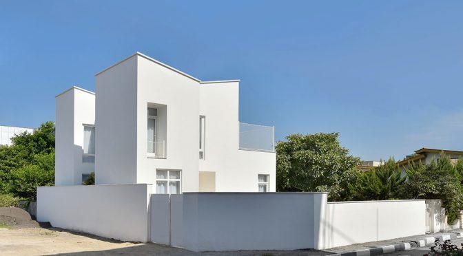 Parva House / Kambiz Eskandartabar