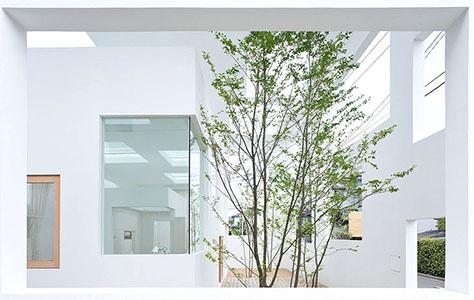 House N, Japan / Sou Fujimoto