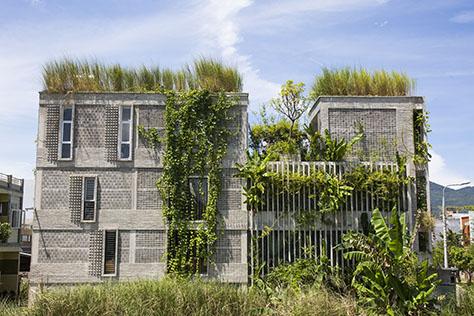 The Modern Village Office, Vietnam / Ho Khue Architects
