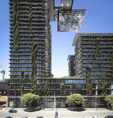 One Central Park, Australia / Jean Nouvel