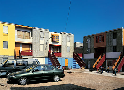 Quinta Monroy, Chile / Alejandro Aravena