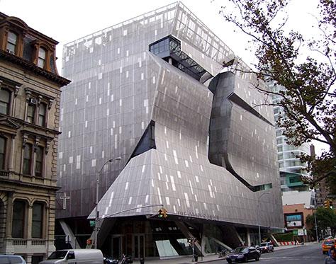 41 Cooper Square, United States / Thom Mayne