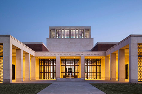 George W. Bush Presidential Center, United States / Robert A. M. Stern